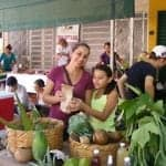 Farmers Markets in the Yucatan on the Gulf Coast