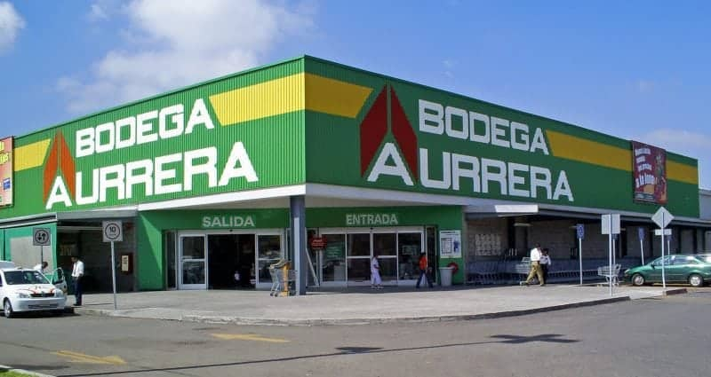 food costs in Merida, grocery shopping at bodega