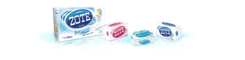Zote the pure soap needed to keep your Mexican embroidered dress white