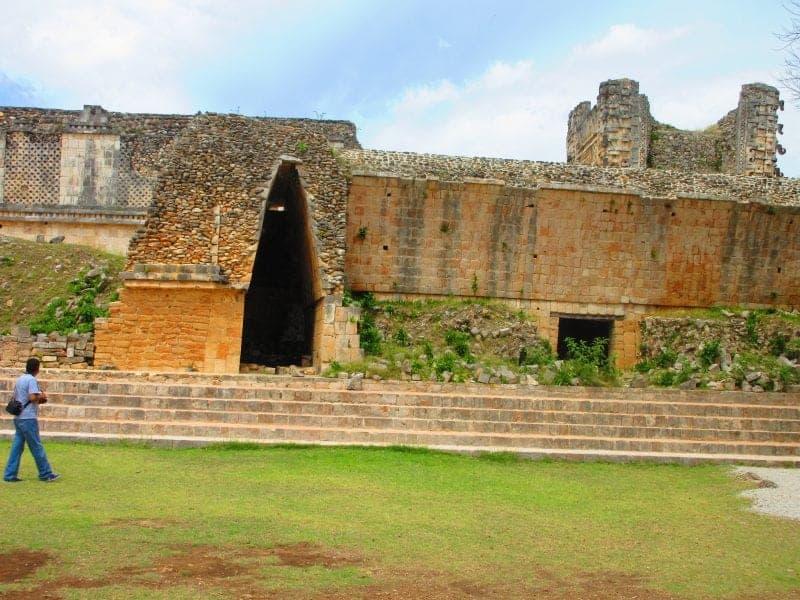 Uxmal Mexico the Phenomenal Mayan Ruins of Uxmal Yucatan