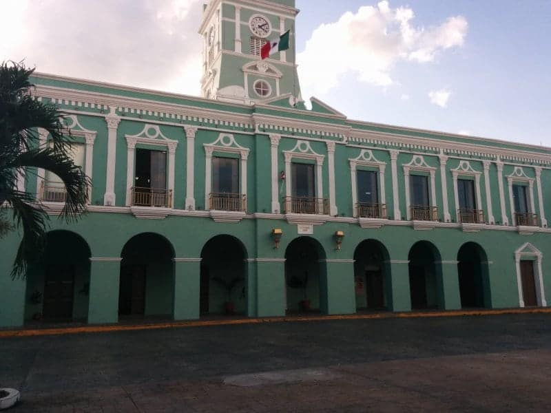 City Hall in Progreso
