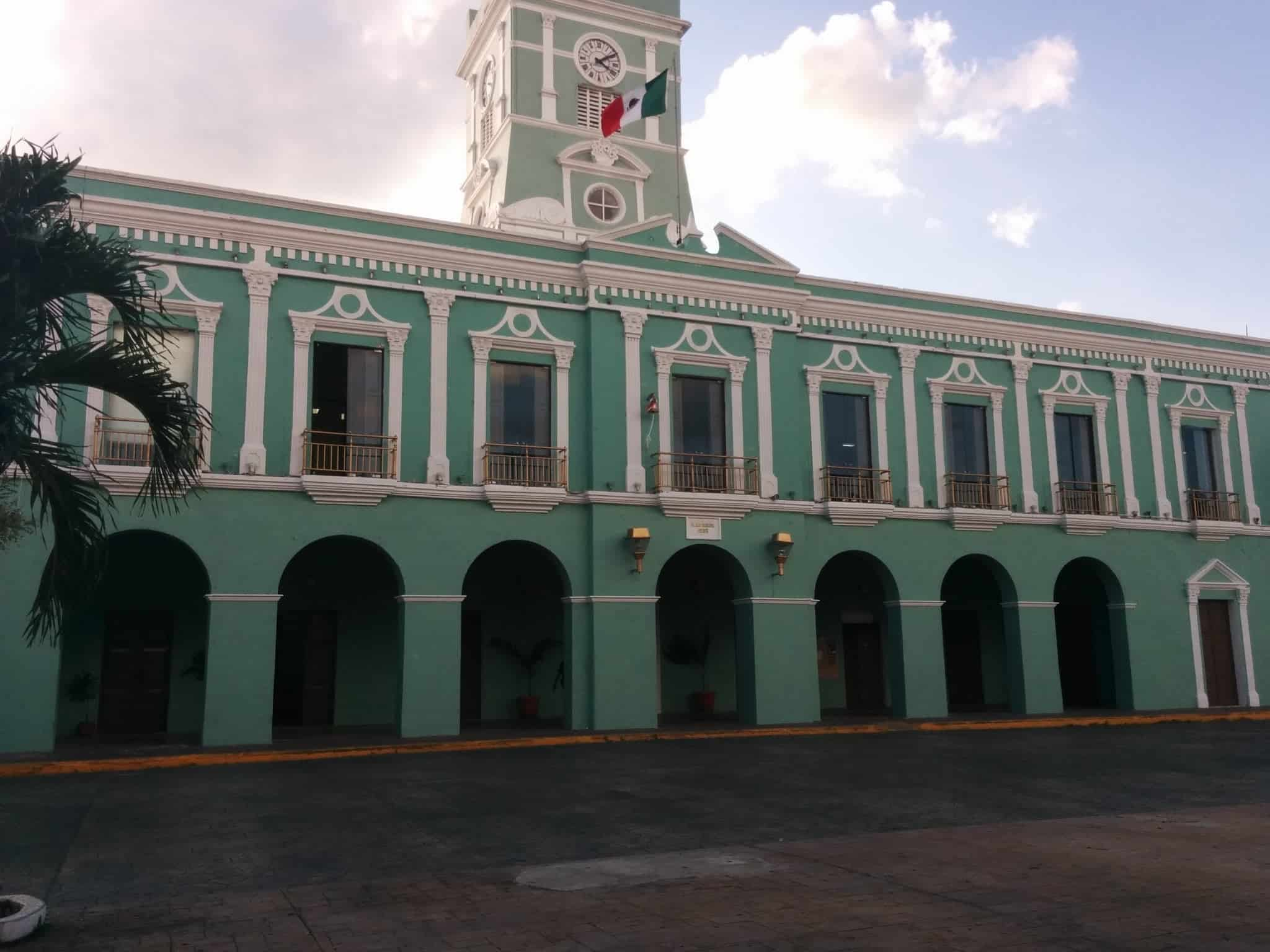 Progreso city hall