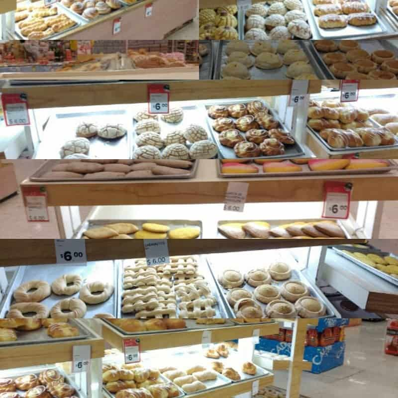 From Food to Real Estate: Shopping in the Yucatan the panaderia