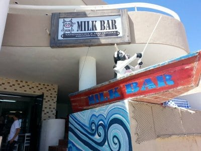 Milk Bar malecon Progreso