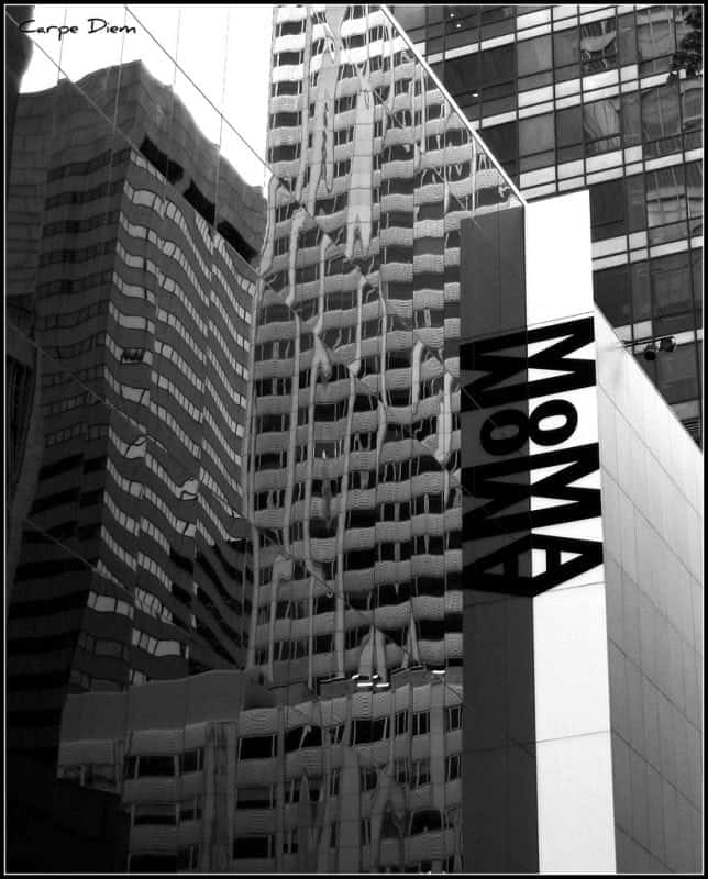 The MoMa another of New York's best things to do in the city