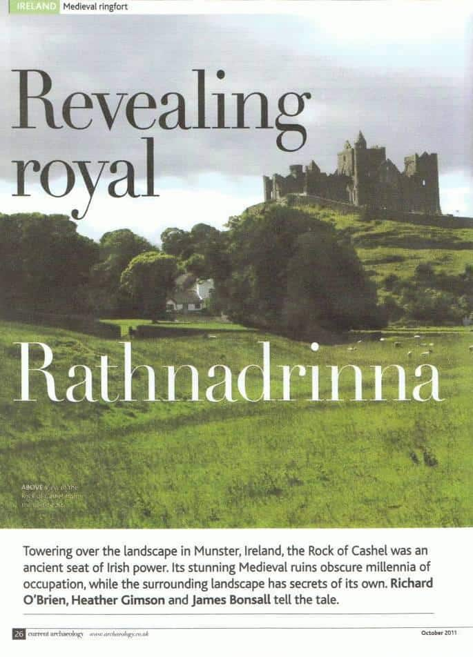 Rathnadrinna a fairy fort