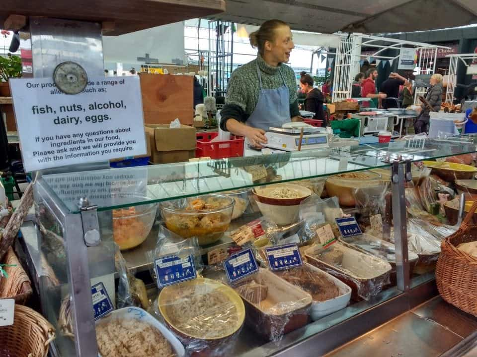 the Limerick Milk Market offers something for everyone including free from products