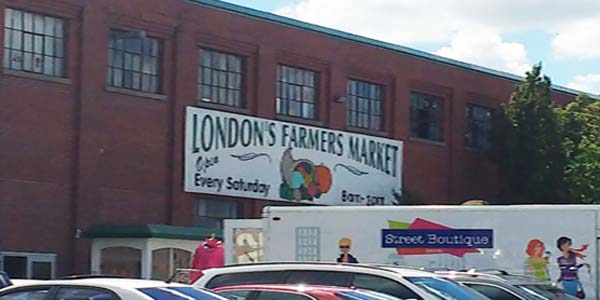 Western Fair farmers market