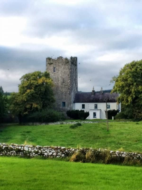 Clomantagh Castle which can actually be rented on Air BnB.