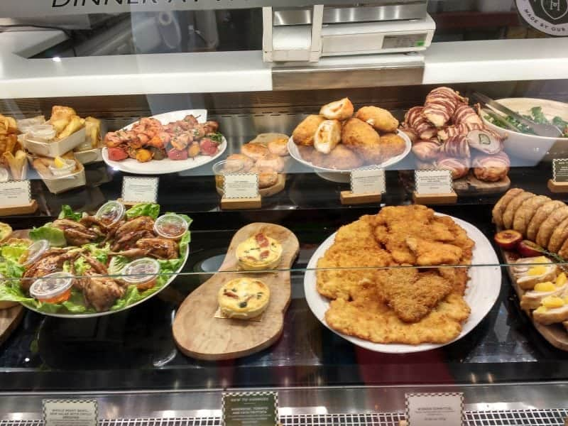 From Harrods Food Hall to Selfridges Food Hall and more