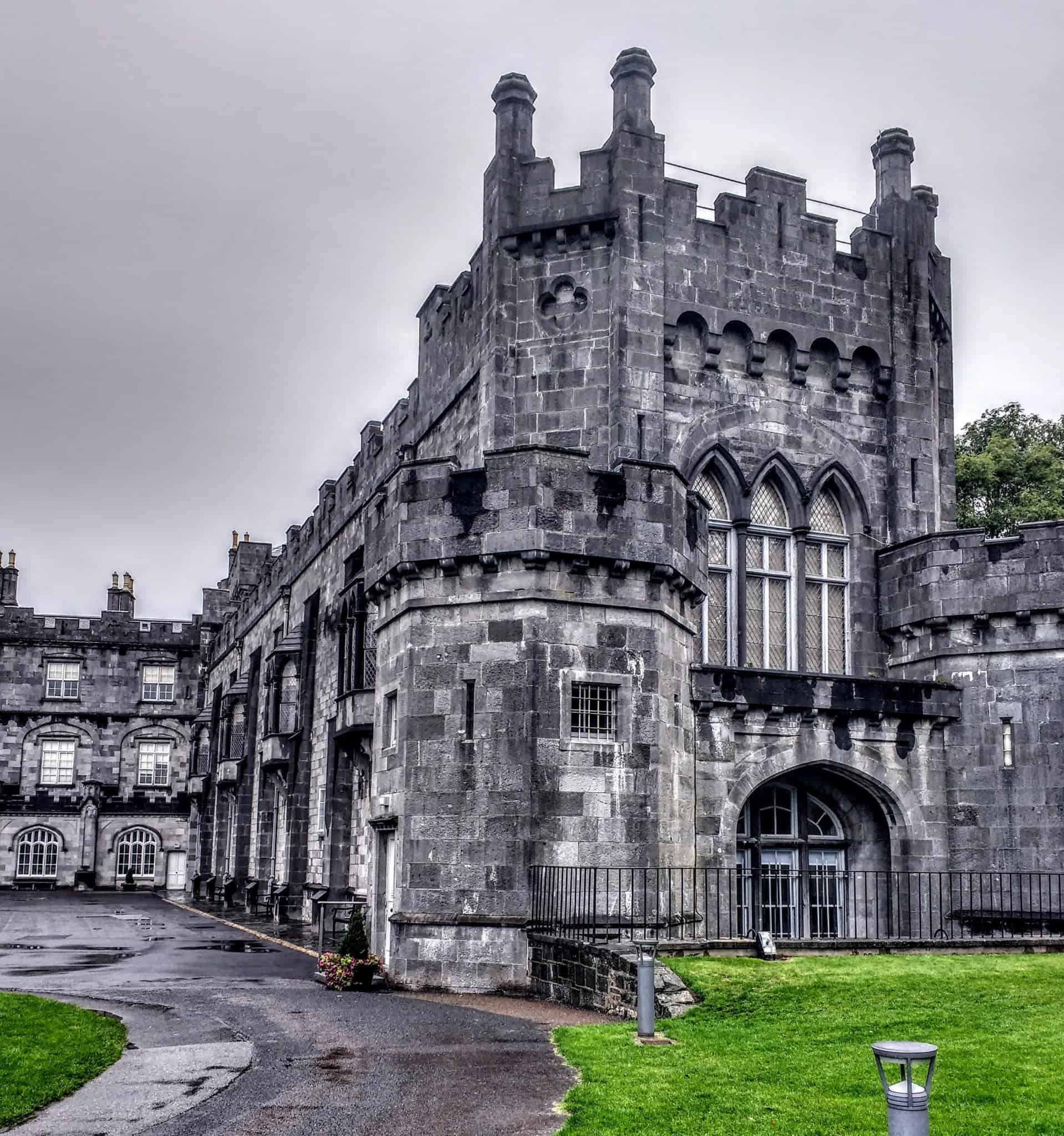 Kilkenny Castle Ireland one of the world's most beautiful