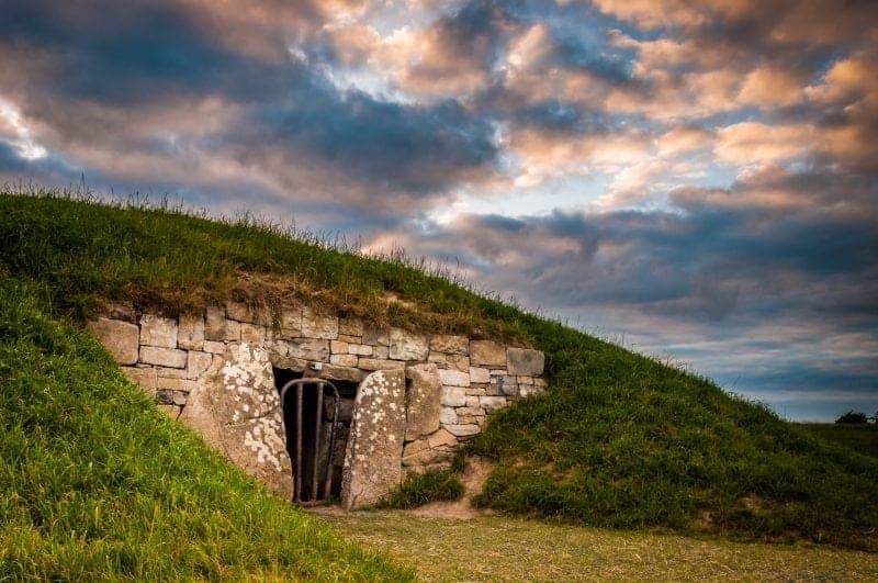 Newgrange and celebrating Samhain