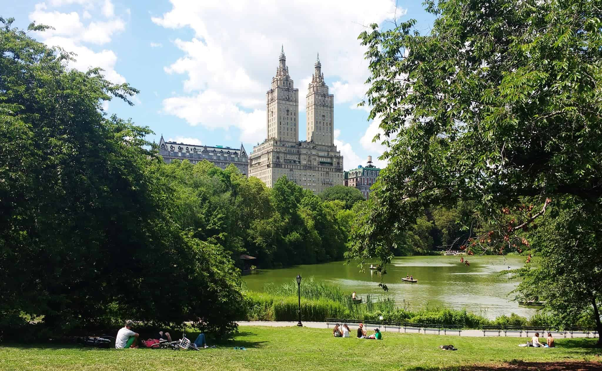the best things to do in New York is explore Central Park