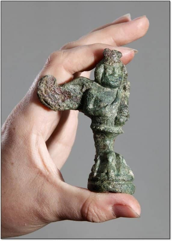 Roman finds at Silchester