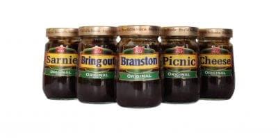 branston pickle a British favourite