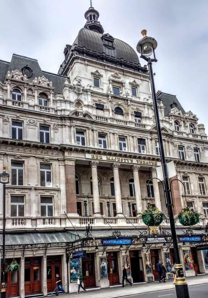 Theatre District London's West End