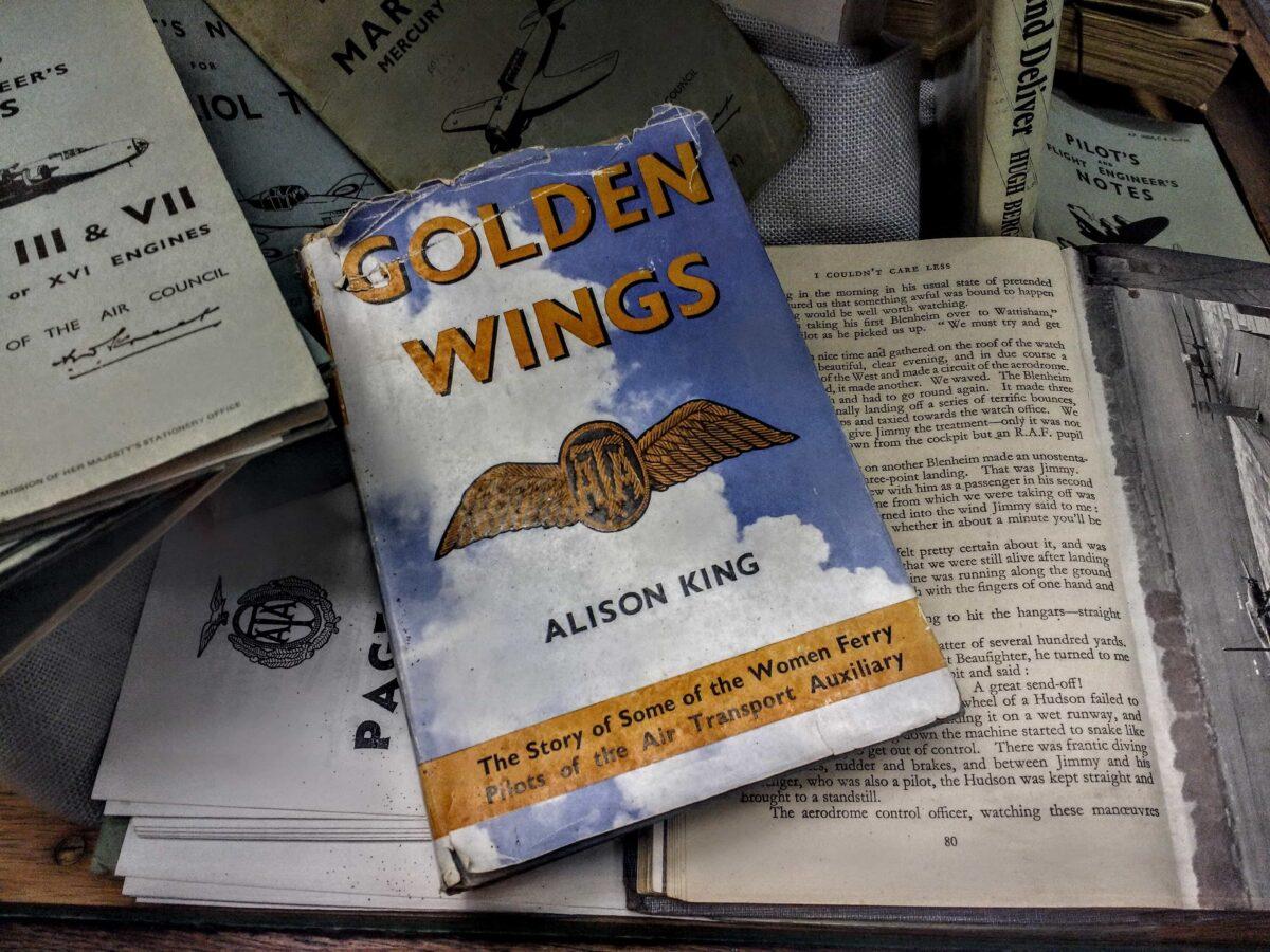 Museum of Berkshire Aviation books written on WWII