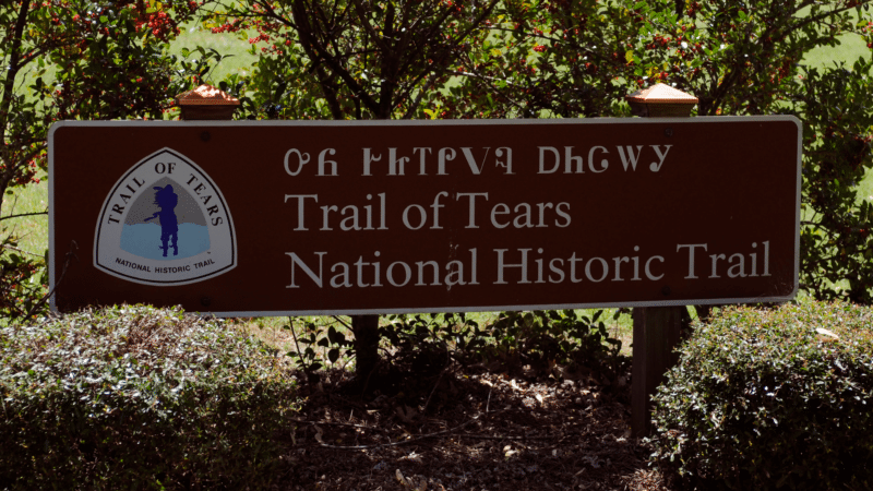 The Irish Famine the Choctaw & The Trail of Tears
