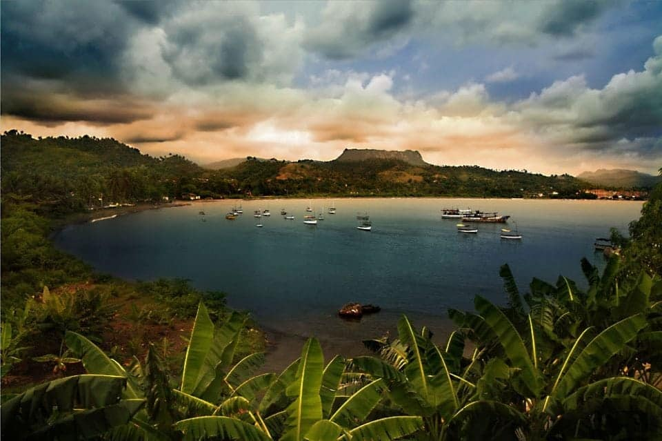 Baracoa Cuba one of the best beaches in Cuba