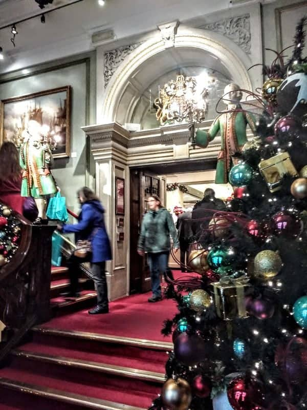 Fortnums the 12 days of Christmas
