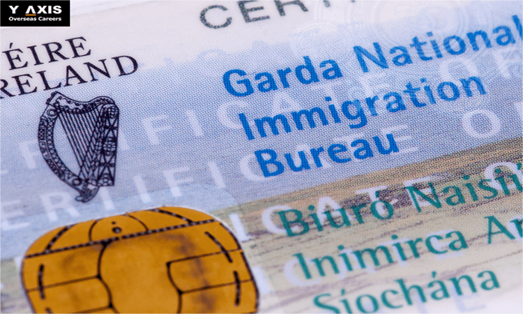 an Irish visa for those moving to ireland