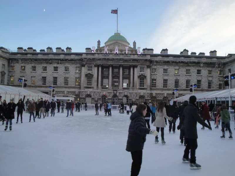 Somerset house the 12 days of christmas
