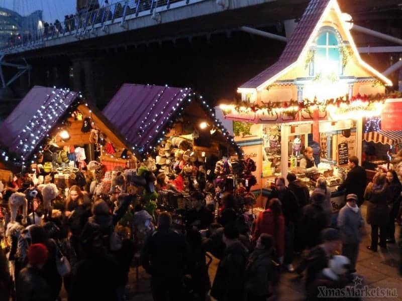 markets the 12 days of christmas london