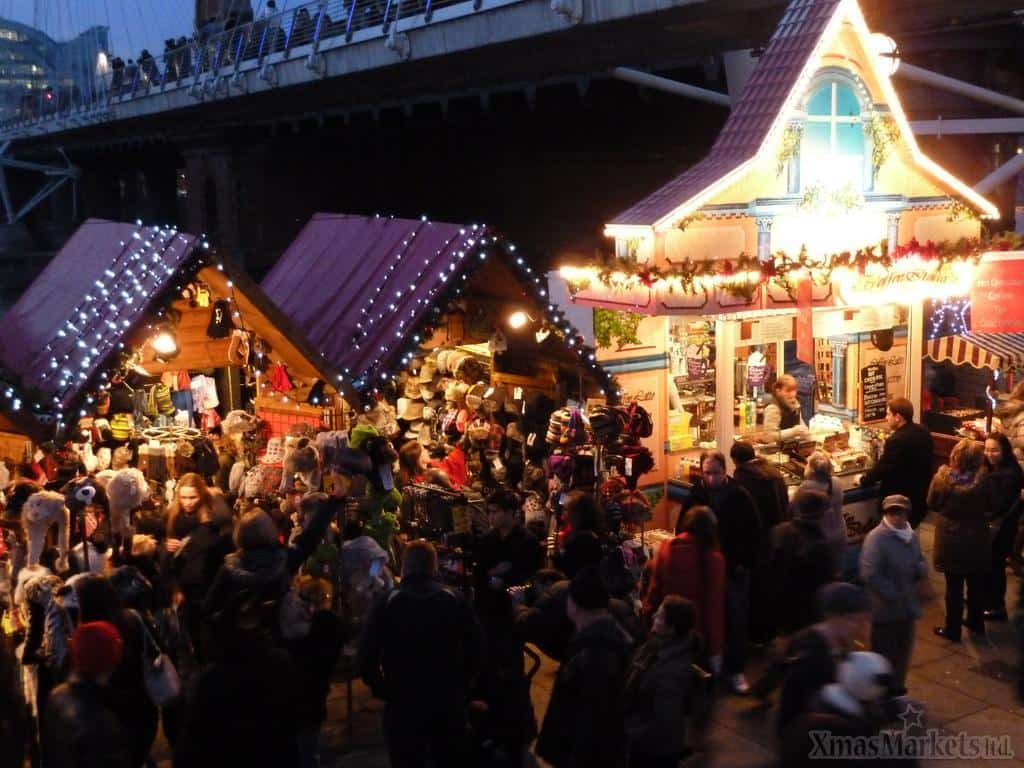 Christmas Markets celebrating Christmas in Ireland