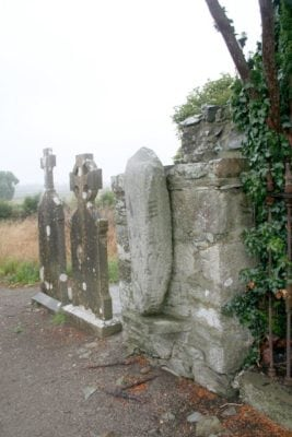 Ogham Stones in Ireland