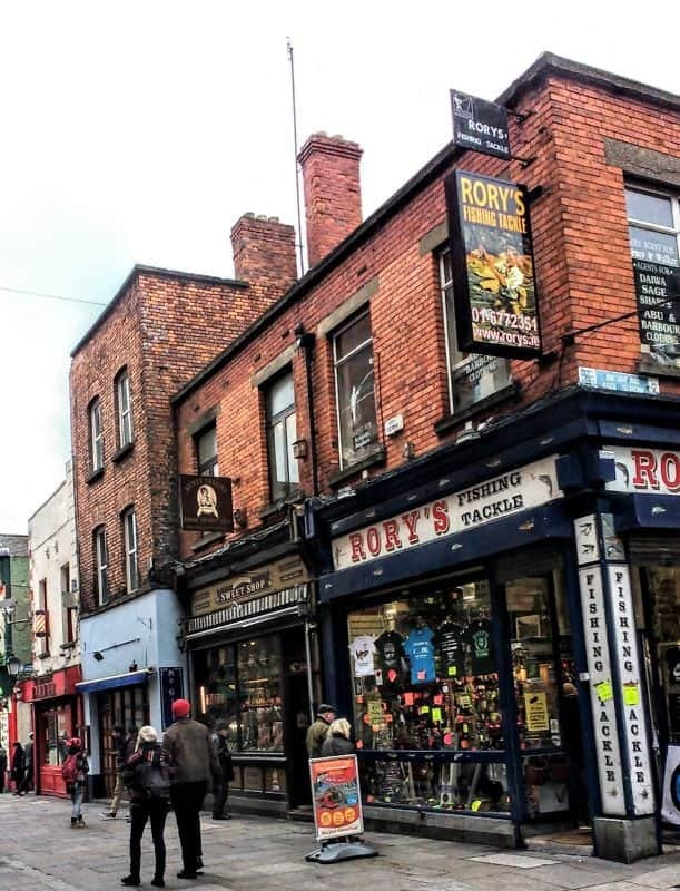 15 Dublin Don'ts the Temple Bar district