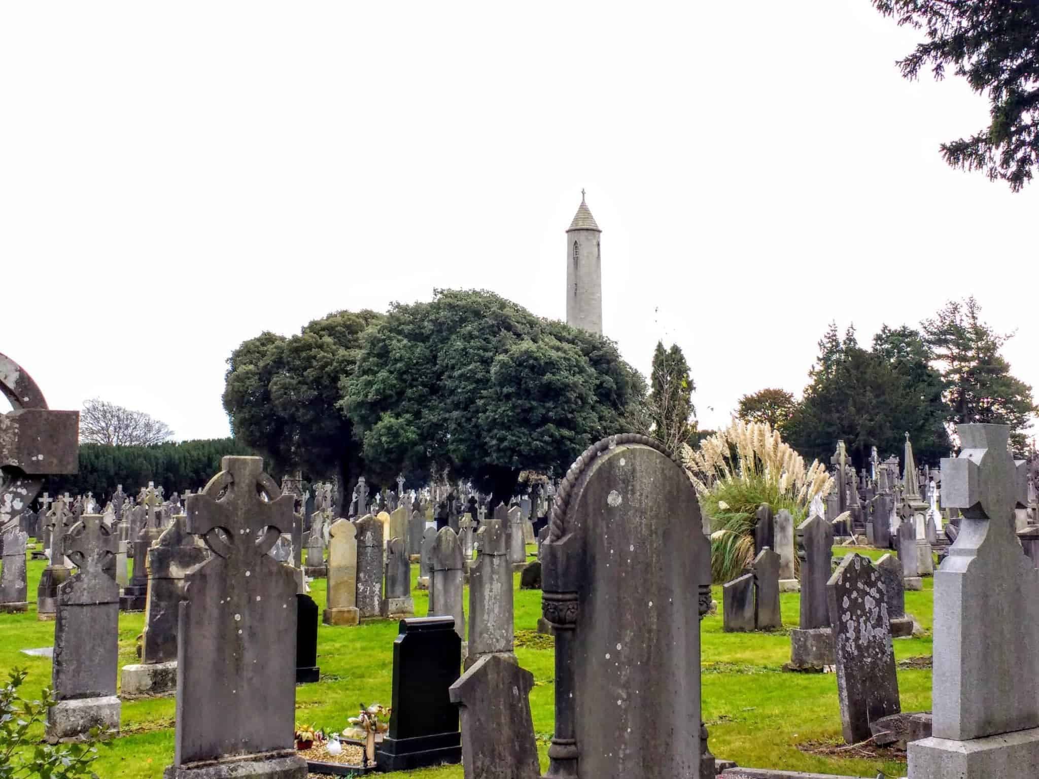 Visiting Glasnevin Museum and Cemetery Dublin Ireland