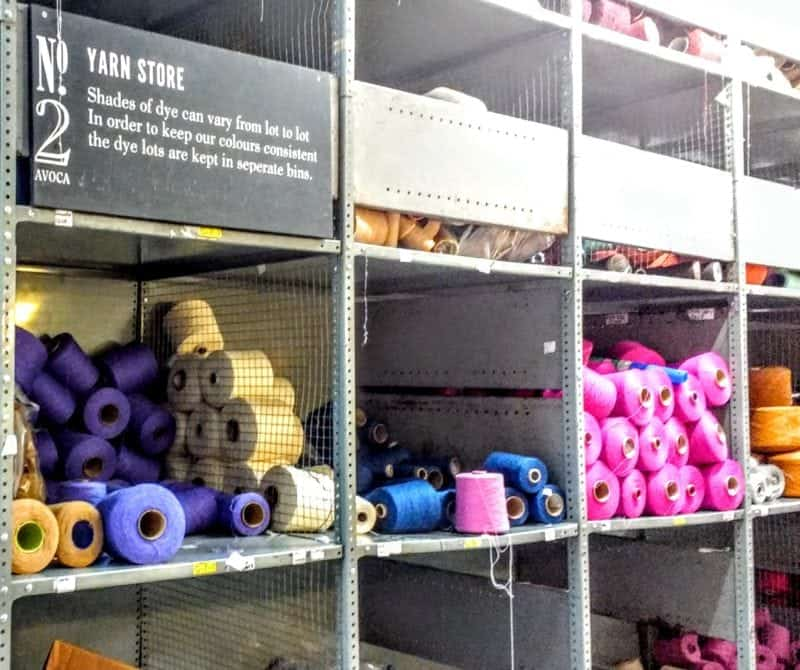 the yarn store at avoca