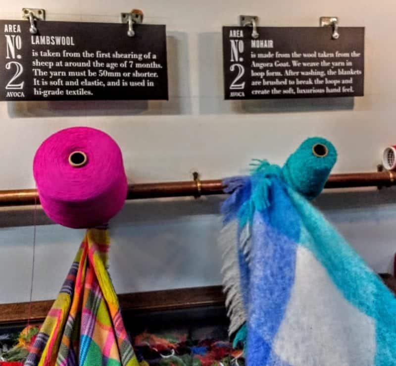 types of yarn at avoca