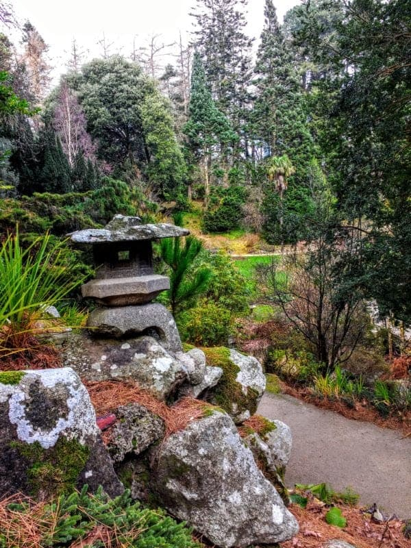 Powerscourt Japanese gardens