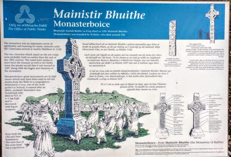 History of Monasterboice & Kells