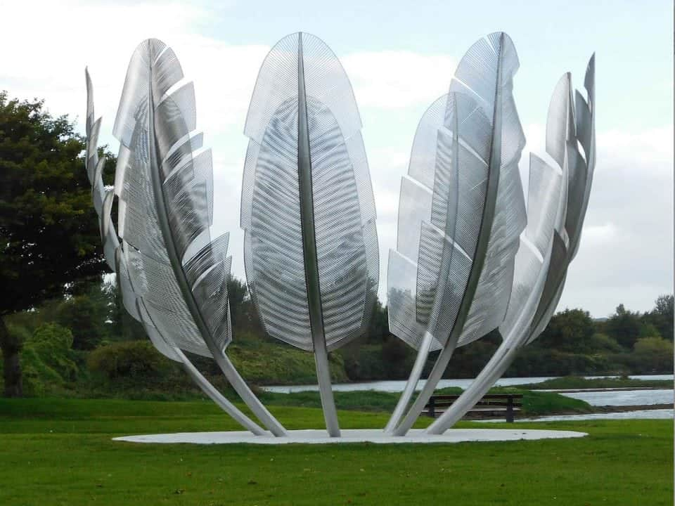 Choctaw memorial in cork