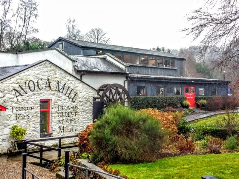 Avoca Mill exterior picture