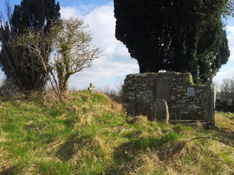 County Meath is home to one of Ireland's most sacred Holy Well & an Ogham stone.