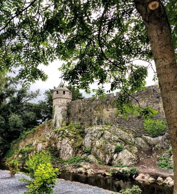 Cahir Castle used in Irish Movies