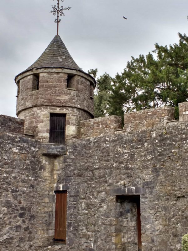 Cahir Castle in Tipperary