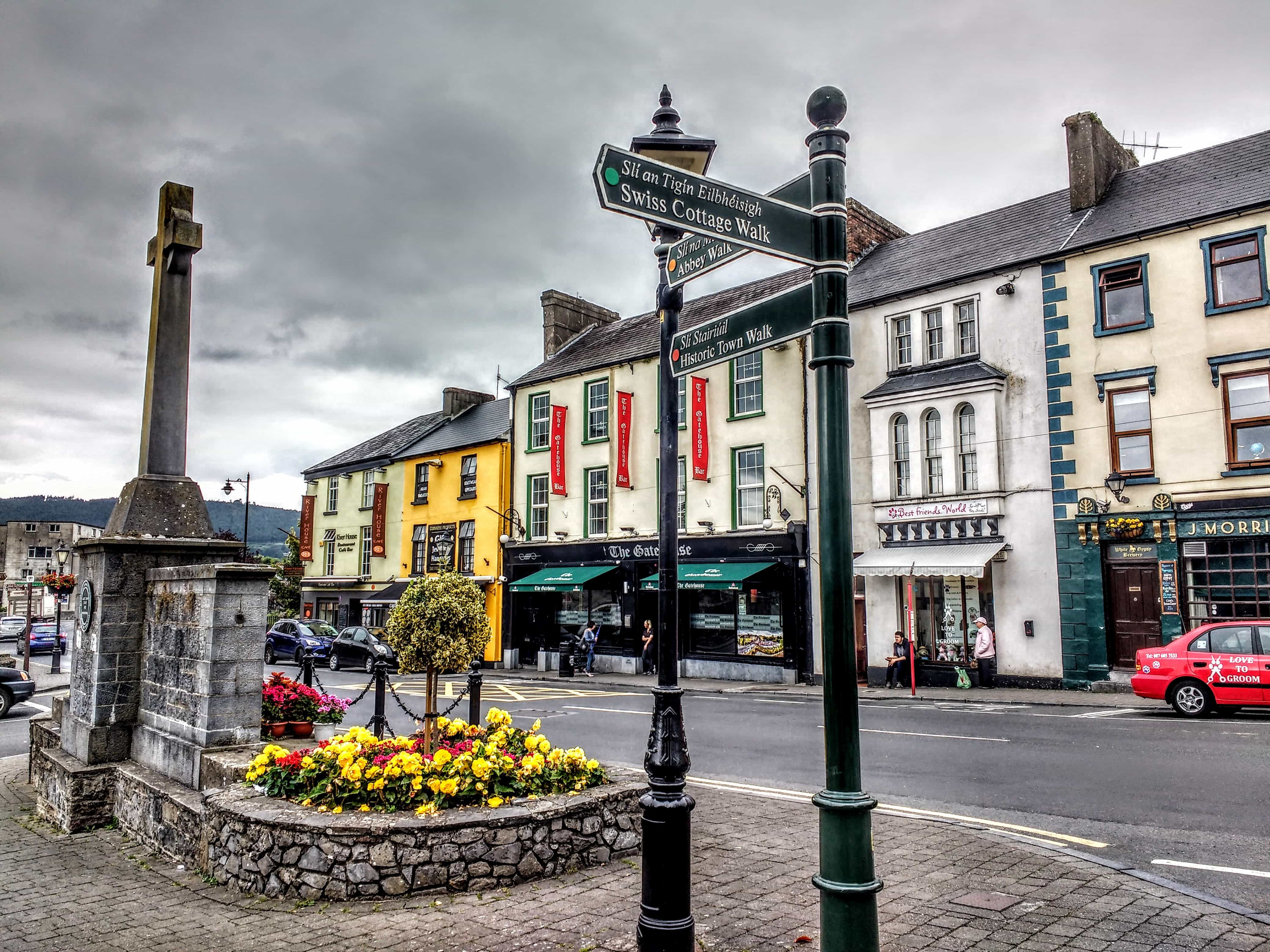 Cahir Castle Village