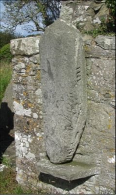 Scenic Day trips from Dublin a Holy Well, Ogham Stone & and an Abbey