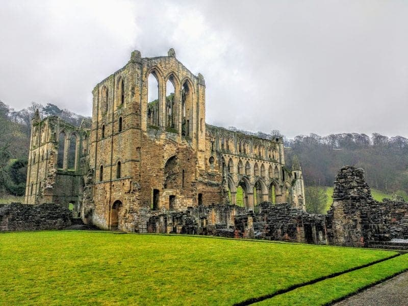 Rievaulx Abbey things to do in Yorkshire