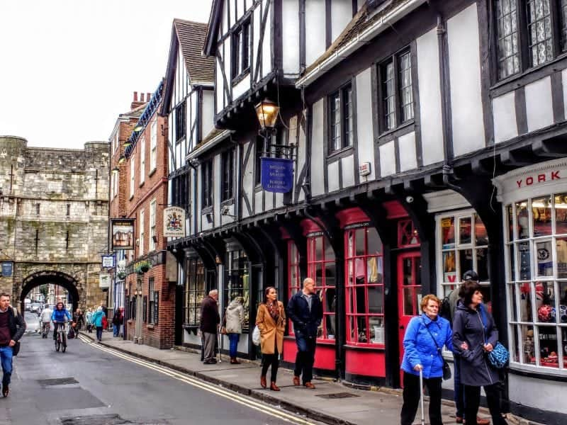 Yorkshire's The Shambles