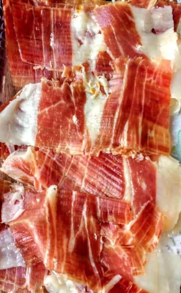 Jamon - Eating out in Andalucia (Southern) Spain | Andalucian food & cuisine