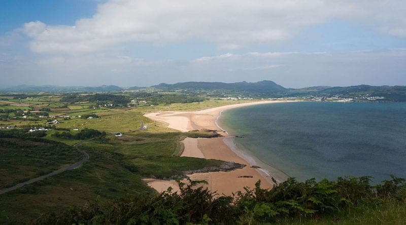 Ballymastocker Beach voted Ireland's most beautiful beach