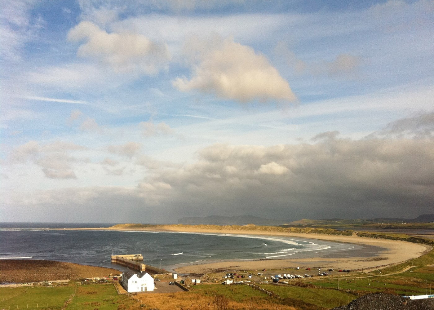 10 of the best Irish beaches in Donegal for surfers to families