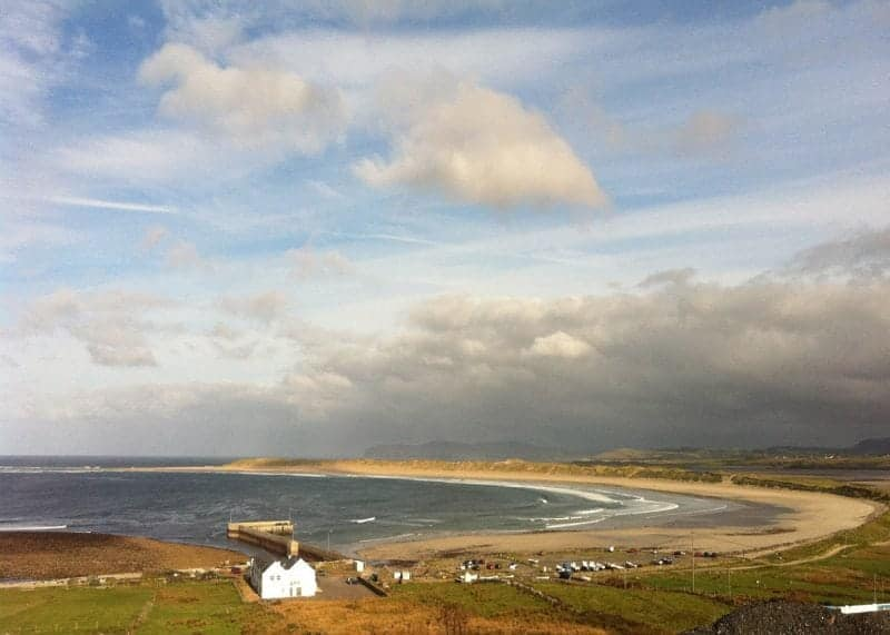 Magheroarty Beach