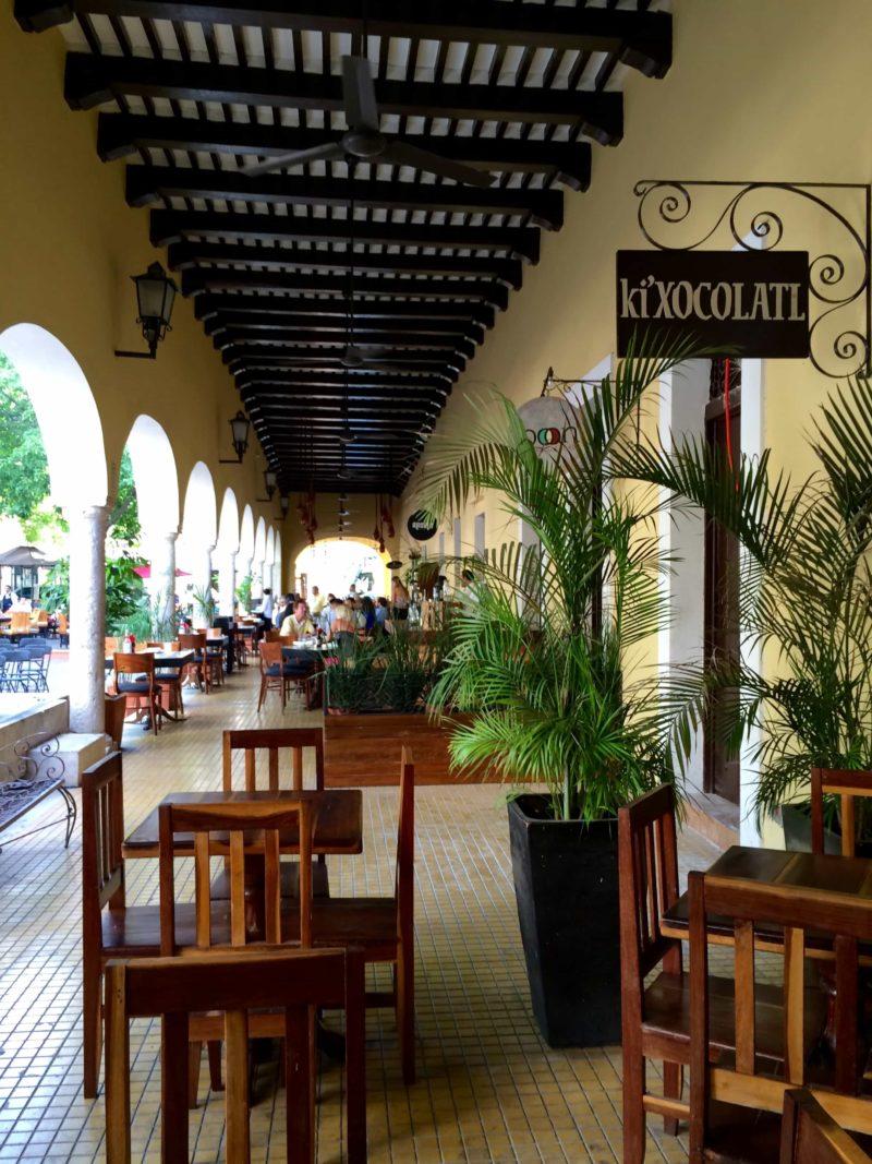 Merida Mexico's Sublime Santa Lucia Parque