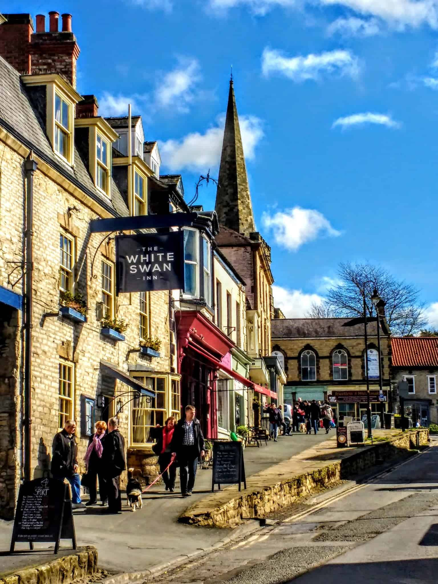 Yorkshire Market Towns & Prettiest Yorkshire Villages